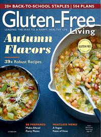 Gluten Free Oct 18