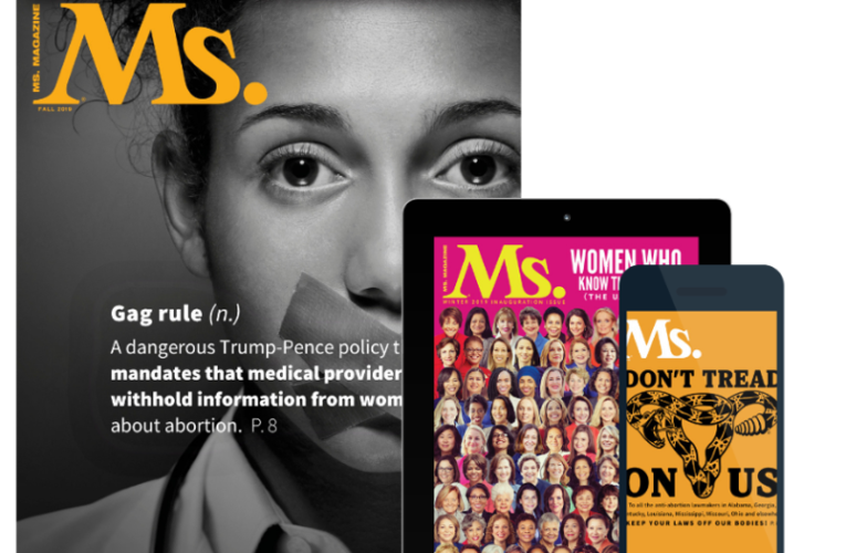 Ms. Magazine – Join The Feminist Majority Foundation